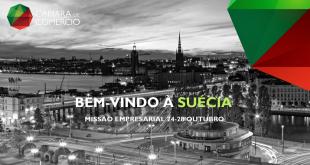 Missão Empresarial à Suécia - CCIP