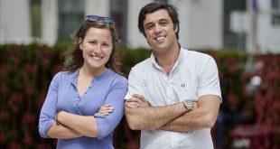 Rita Marques e Diogo Areosa ImpacTrip