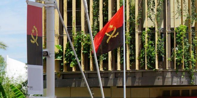 Angola ajuda financeira