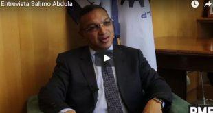 Veja o vídeo da entrevista de Salimo Abdula