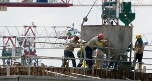 taxa de desemprego obras públicas trabalhar