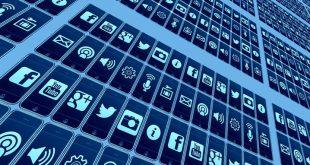 redes sociais mensagens encriptadas