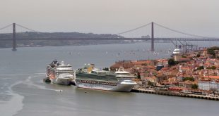 navios cruzeiro Lisboa PME Magazine