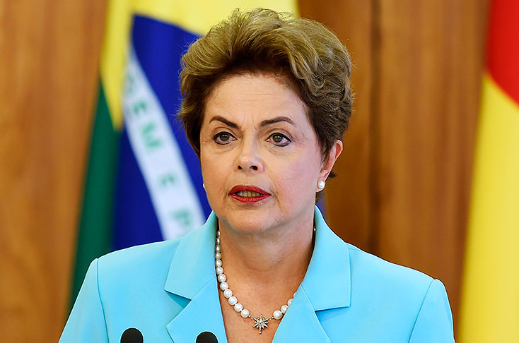 Resultado de imagem para Dilma Rousseff