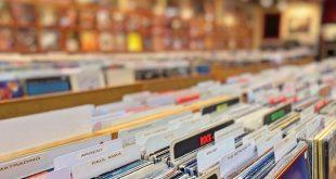 discos vendas a retalho negócios a retalho