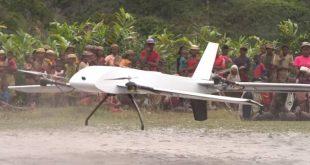 drone transporte de medicamentos