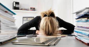 Seis dicas para melhor lidar com o stress no trabalho