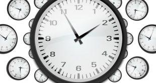 gerir o tempo