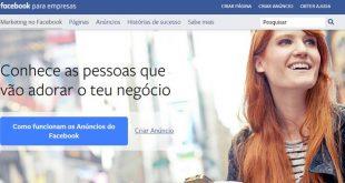 facebook para empresas pme portuguesas