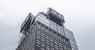 Lucro da H&M cai 9% para 501 milhões de euros