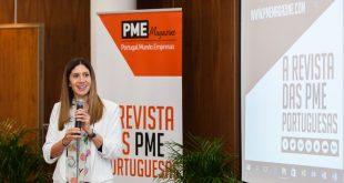 Rita Nabeiro presente na quarta edição da PME Magazine (Foto: CN Media)