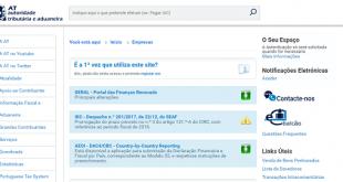 portal das finanças pme magazine