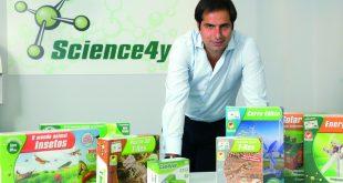 Science4you bolsa pme magazine