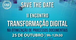 encontro td otimização de processos documentais pme magazine