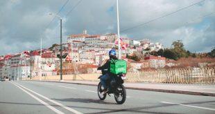 Uber Eats Coimbra pme magazine