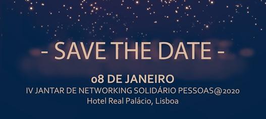 jantar networking solidário pessoas2020 pme magazine