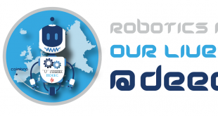 Robotics In Our Lives | 19 novembro a 24 de novembro