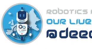 Robotics In Our Lives | 19 novembro a 24 de novembro