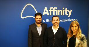 Affinity reforça equipa de marketing