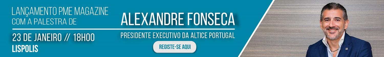 Lançamento 11.ª edição da PME Magazine com Alexandre Fonseca - 23 janeiro