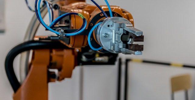 robô robotização pme magazine