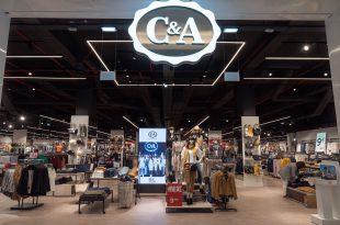 C&A investe mais de 2 milhões de euros na renovação da flagship store