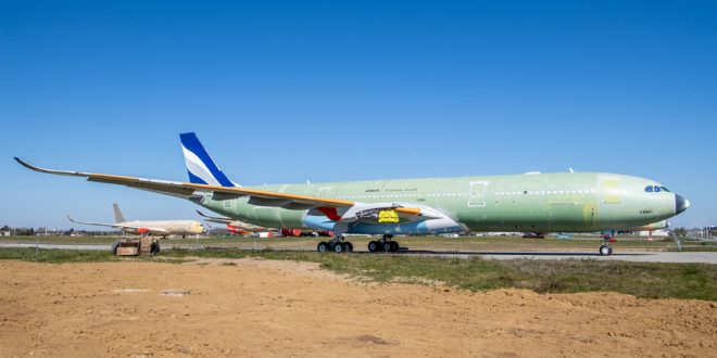 Hi Fly aumenta frota com dois Airbus A330neo