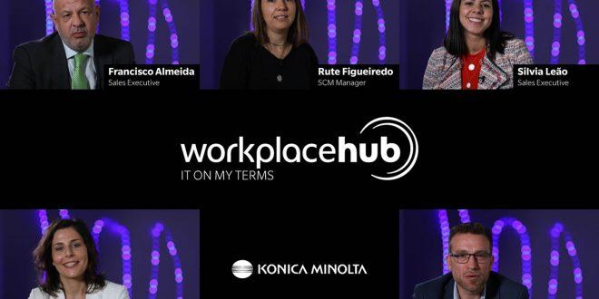 Konica Minolta vai lança Workplacehup
