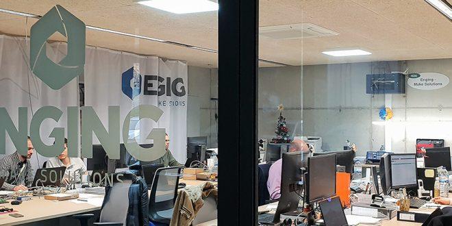 Enging é uma das startups mais inovadoras no setor da Energia PME Magazine