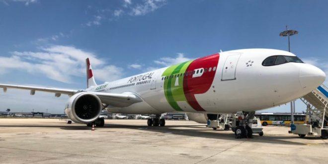 destinos neelman TAP tem 100 aviões na sua frota pela primeira vez em 74 anos