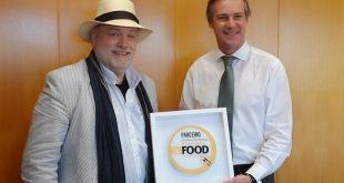 Fundador da Re-Food homenageia Brisa
