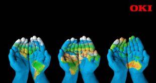 OKI estabelece metas ambientais para o período de 2030 a 2050