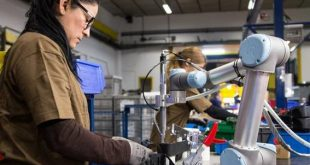 Universal Robots mostra eficácia dos seus robôs na 360 Tech Industry