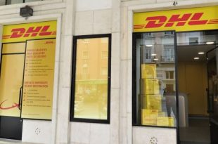 DHL Express Store pme magazine