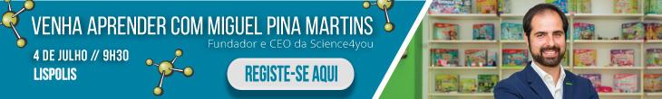 Lançamento 13.ª edição da PME Magazine com Miguel Pina Martins, CEO Science4You