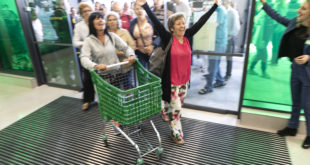 Mercadona abre hoje supermercado em Matosinhos