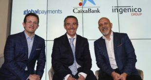 CaixaBank, Global Payments e Ingenico criam programa de inovação