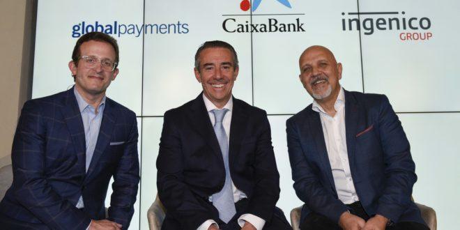 CaixaBank, Global Payments e Ingenico criam programa de inovação