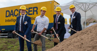 Dachser vai construir nova filial na Alemanha