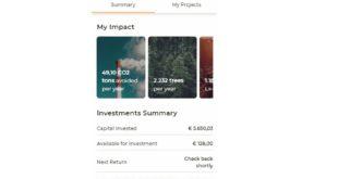 goparity investimentos com impacto