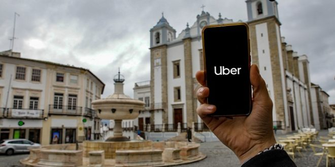 uber évora