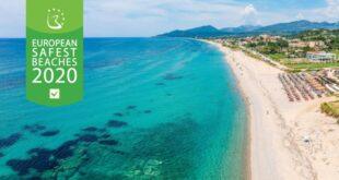 Portugal tem três das praias mais seguras da Europa (Covid-19)