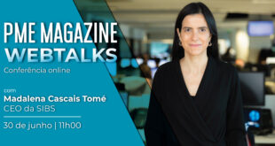 pme magazine webtalks madalena cascais tomé