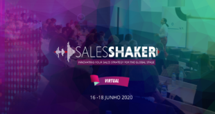 Sales Shaker 2020 será digital