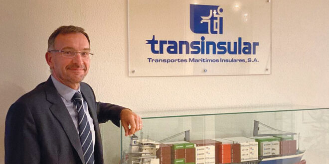 Matthieu Roger, CEO da Transinsula