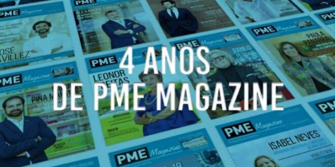 4 anos pme magazine
