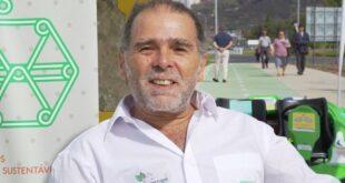 António Gonçalves Pereira, presidente da Associação EcoMood Portugal (Foto: Divulgação) elétricos