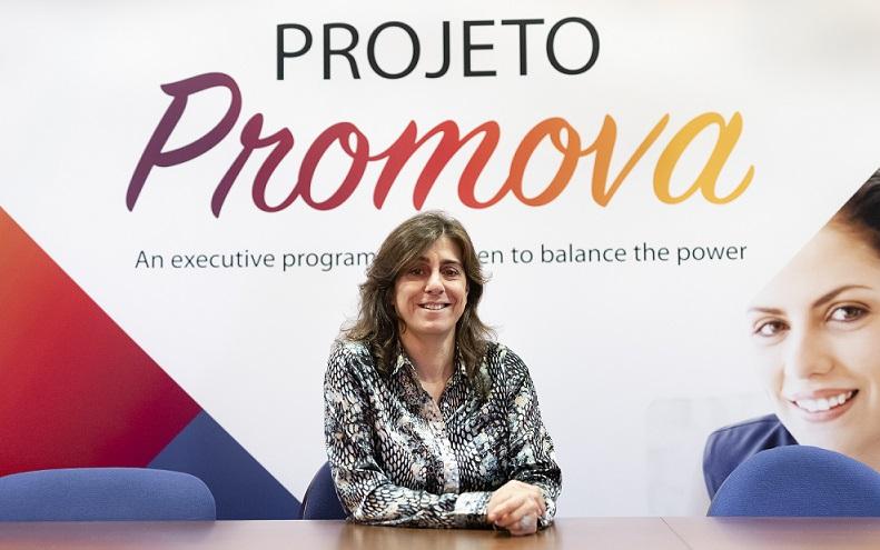 Carla Sequeira - Secretária geral da CIP - Projeto Promova1