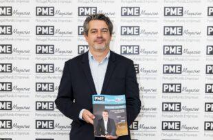Paulo Mateus Pinto na apresentação da PME Magazine (Fotos: João Filipe Aguiar)