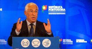 confinamento Estado de Emergência antónio costa primeiro-ministro